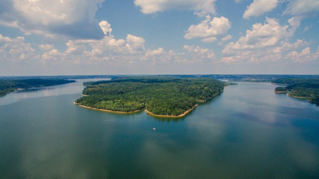 Danau Terindah di Kentucky