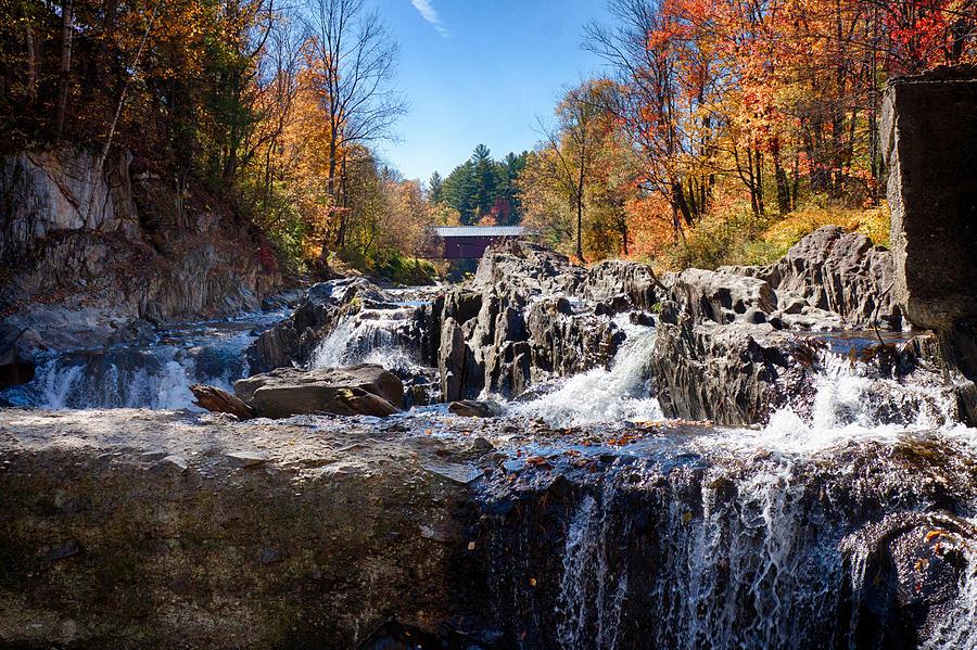 Kolam Renang Alam Di Vermont