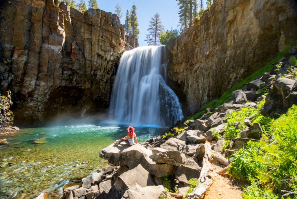 Pendakian Air Terjun Teratas di California
