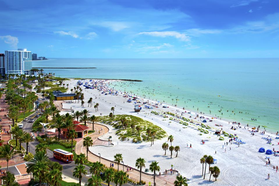 Pantai Terindah Di Florida